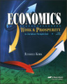 Economics: Work and Prosperity, 3rd edition