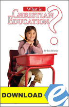 What Is Christian Education? - PDF Download