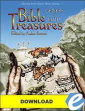 Bible Treasures: Genesis to Ruth - PDF Download