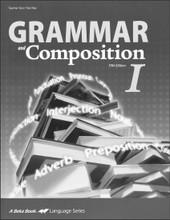 Grammar and Composition I, 5th edition - Teacher Quiz/Test Key