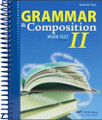 Grammar and Composition II, 5th edition - Teacher Key