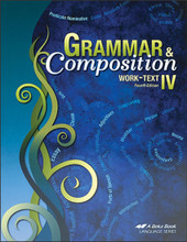 Grammar and Composition IV, 4th edition