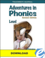 Adventures in Phonics: Level B, 2nd ed. Teacher's Manual - PDF Download