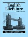English Literature, 4th edition - Teacher's Manual
