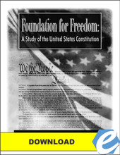 Foundation for Freedom Quiz and Test Packet - PDF Download