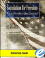 Foundation for Freedom: A Study of the U.S. Constitution - PDF Download