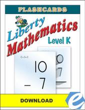 Liberty Mathematics: Level K - Flashcards - PDF Download
