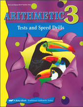 Arithmetic 3, 5th edition - Tests and Speed Drill Teacher Key