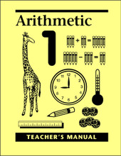 Arithmetic 1 Teacher's Manual