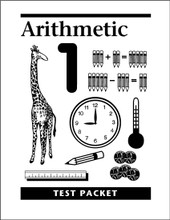 Arithmetic 1 Test Packet