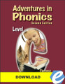 Adventures in Phonics: Level C, 2nd ed. - PDF Download