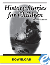 History Stories for Children, 3rd ed. Teacher's Manual - PDF Download