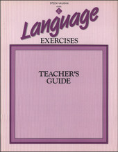 Language Exercises C Teacher's Guide