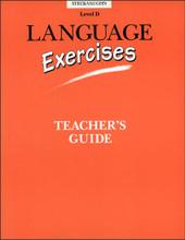 Language Exercises D Teacher's Guide