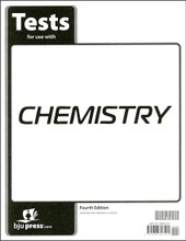 Chemistry, 4th ed. Test Packet