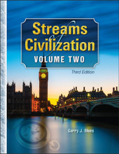 Streams of Civilization Volume Two, Third Edition
