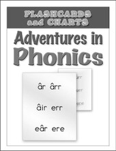 Adventures in Phonics: Flashcards and Charts