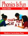 Phonics Is Fun: Level 1 Teacher's Edition