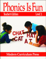 Phonics Is Fun: Level 1 - Teacher's Edition