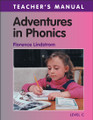 Adventures in Phonics: Level C - Teacher's Manual