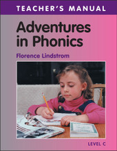Adventures in Phonics: Level C, 1st edition - Teacher's Manual