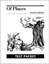 Of Places Literature, 4th edition - Test Packet