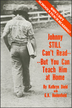 Johnny Still Can't Read -- But You Can Teach Him at Home