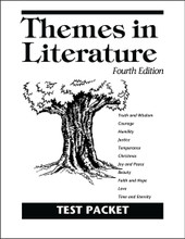 Themes in Literature, 4th edition Test Packet