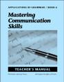Applications of Grammar Book 6 - Teacher's Manual