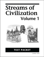 Streams of Civilization Volume 1 Test Packet