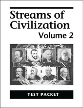 Streams of Civilization Volume 2, 2nd edition - Test Packet