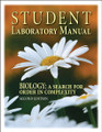 Biology: A Search for Order in Complexity, 2nd edition - Student Lab Manual