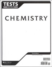 Chemistry, 3rd edition - Tests