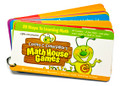 Math House Games