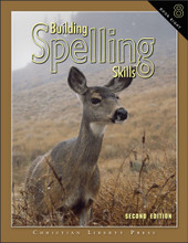 Building Spelling Skills: Book 8, 2nd edition