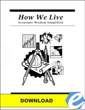 How We Live Test Packet - PDF Download