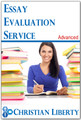 Essay Evaluation Service - Advanced