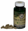Silver Lining Herbs K9 #11 Brain & Nerve Support