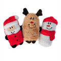 Squeakie Buddie - Holiday 3 -Pack