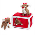 Holiday Burrow Reindeer Pen