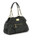Dogs of Glamour Classic Quilted Tote