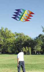 Solaris Rainbow Cellular Kite