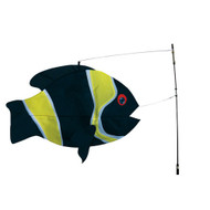 Fish - Damsel Fish Wind Spinner
