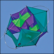 Tumbling Box Kite - Cool