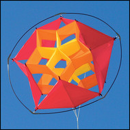 Tumbling Box Kite - Hot Spot