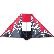6.5 ft. Box Delta Kite - Op-Art