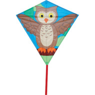 30 inch Diamond Kite (Hoot )