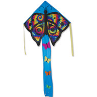 Large Easy Flyer Kite (Tie Dye Butterfly)