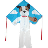 Large Easy Flyer Kite (Tucker Terrier)