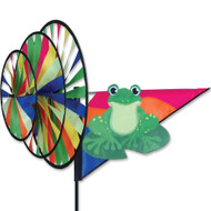 Triple Spinner - Green Frog